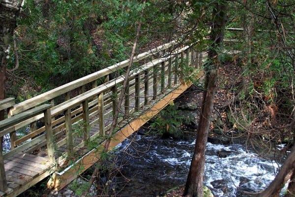 Bruce Trail hike, Limestone, Georgetown, Ontario