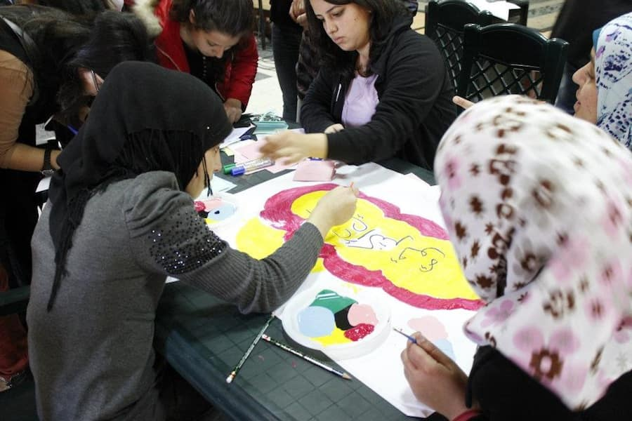 Peacebuilding starts with sustainable development for youth