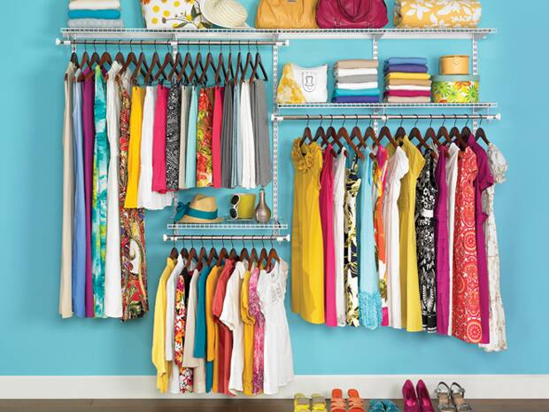 Organize your home for that spring-clean feeling year-round.