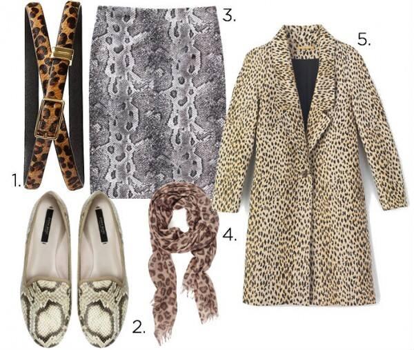 leopard trend fall 2014