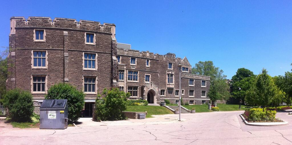 McMaster University, where the songbook was banned
