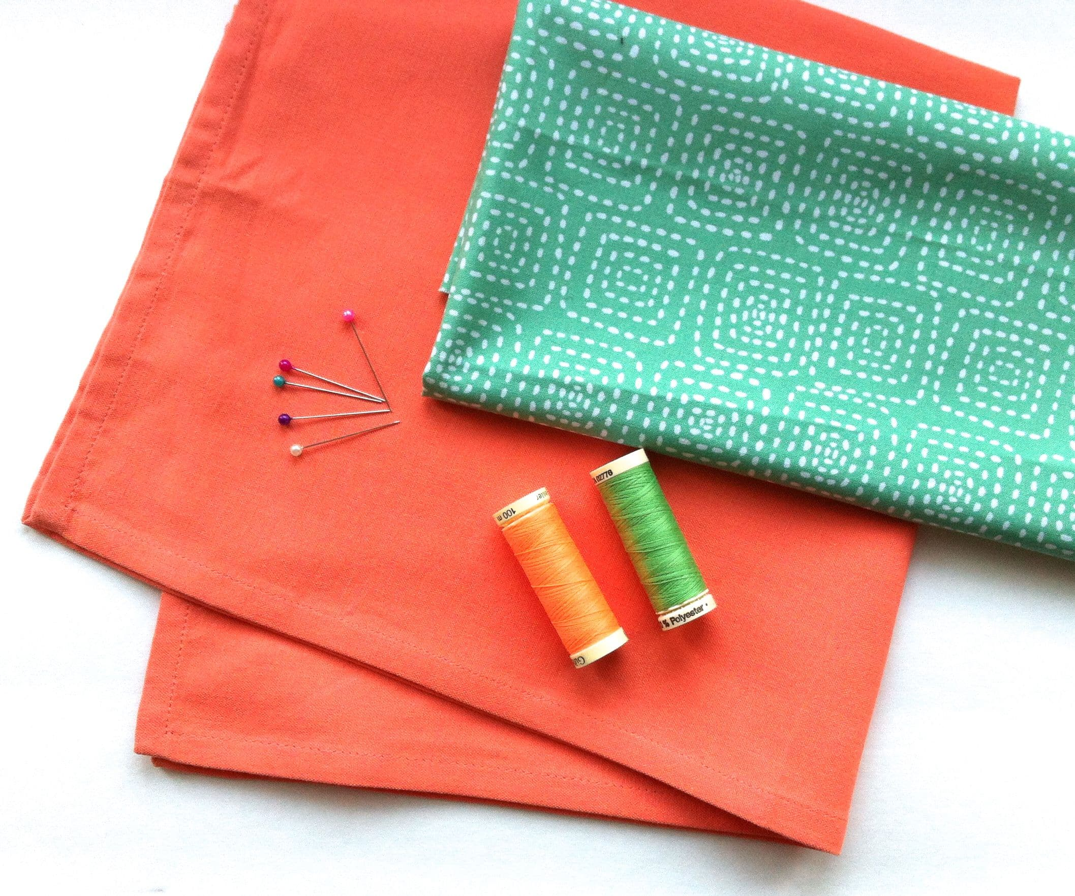 carrot treat bags for bunnies - what you need