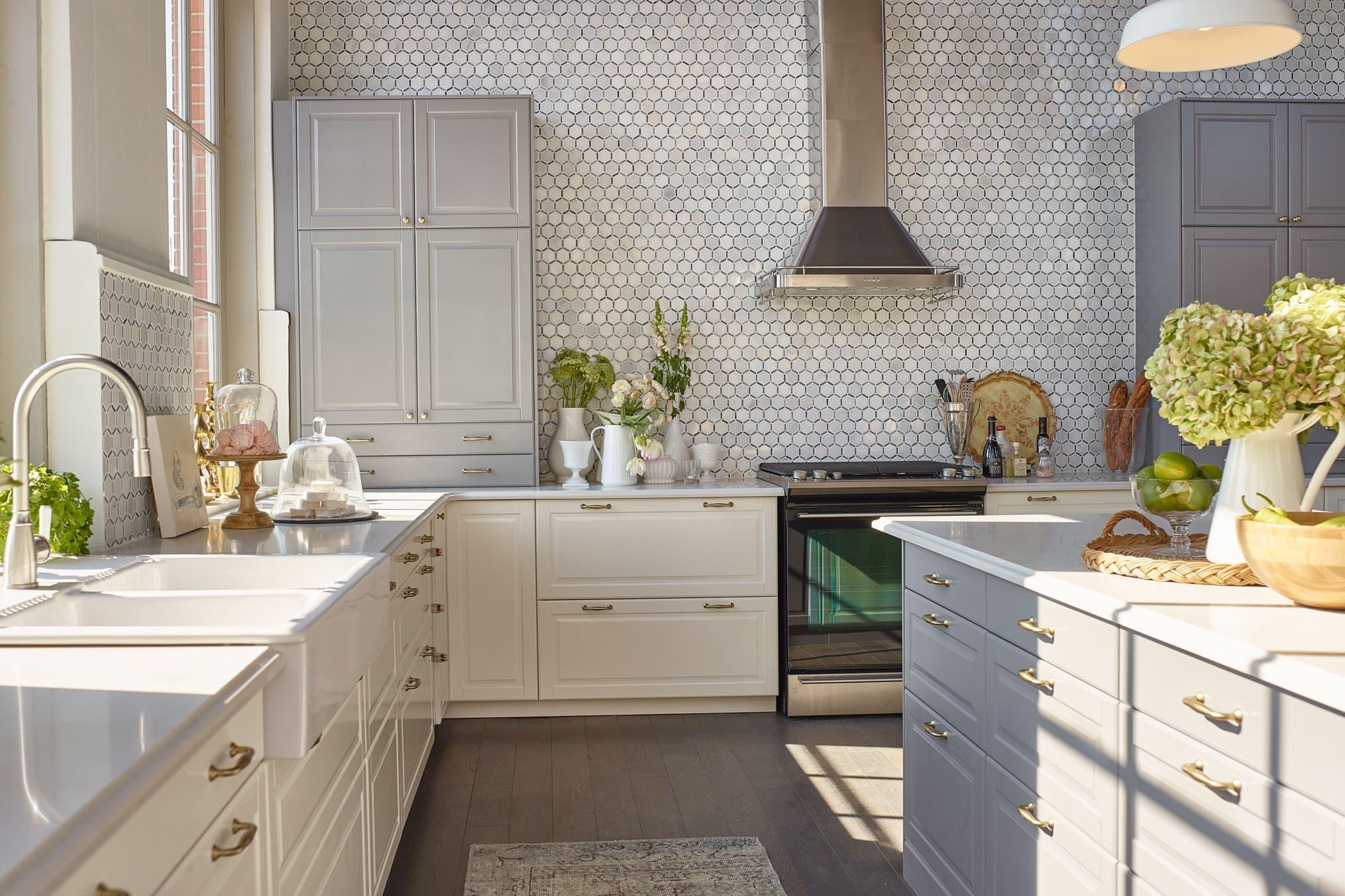 Jillian Harris ikea kitchen