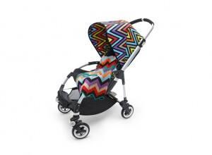 Bugaboo Missoni stroller - Kate Middleton pick?