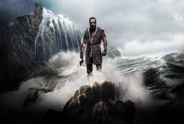 'Noah' movie poster, courtesy New Regency