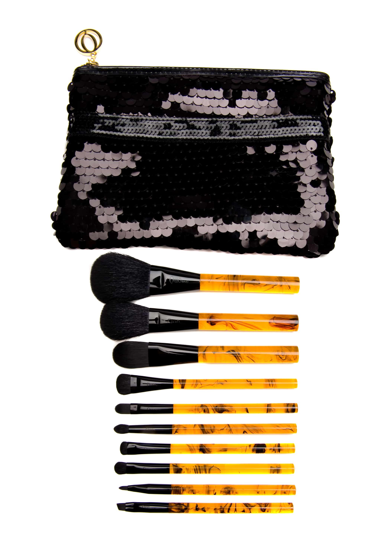 Quo Master Makeup Brush Set