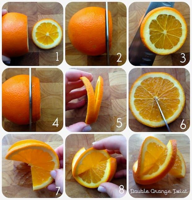 double orange twist how-to