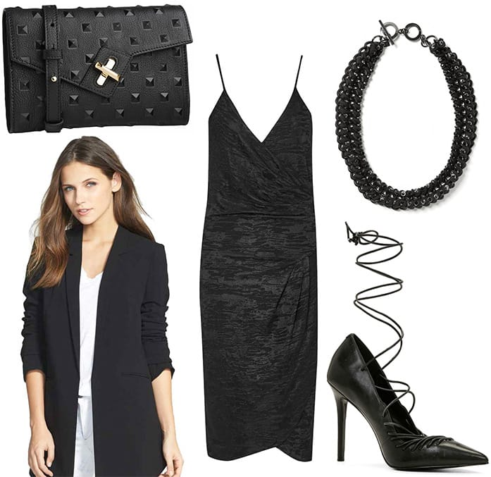 All-black fashion finds