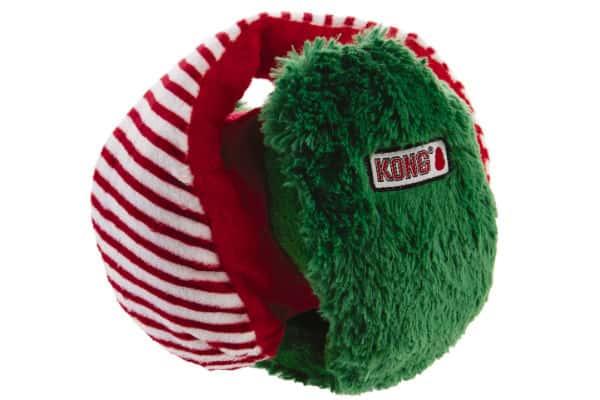 Candy Cane Plush Jumbler Ball
