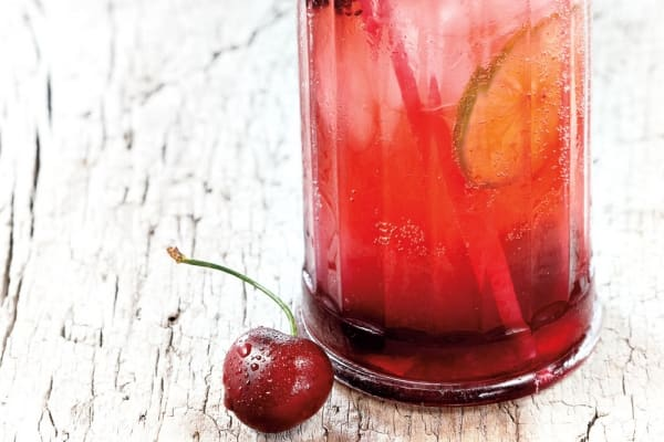 Cherry-lime Cooler