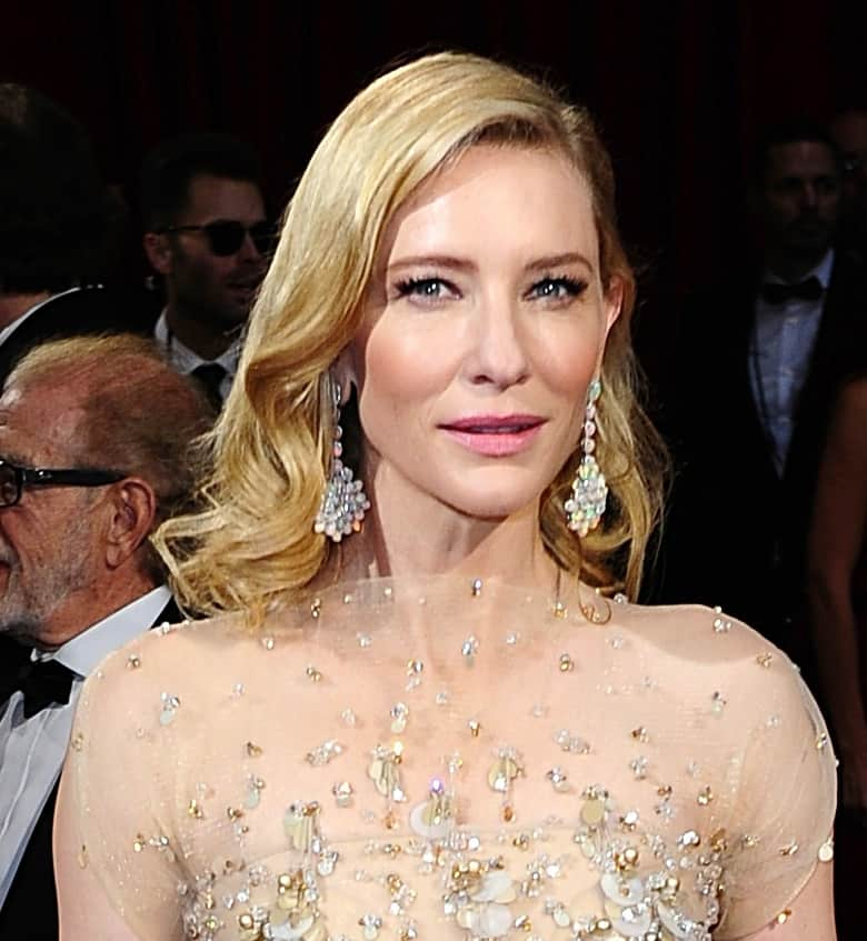 Cate Blanchett at the 2014 Academy Awards