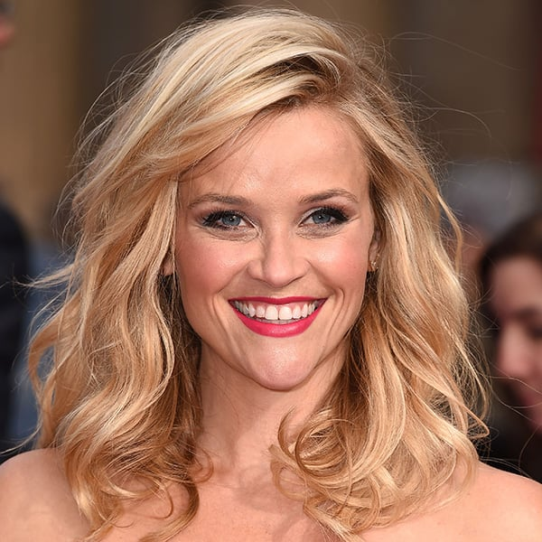 Hair painting on Reese Witherspoon