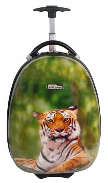 National Geographic travel luggage for kids