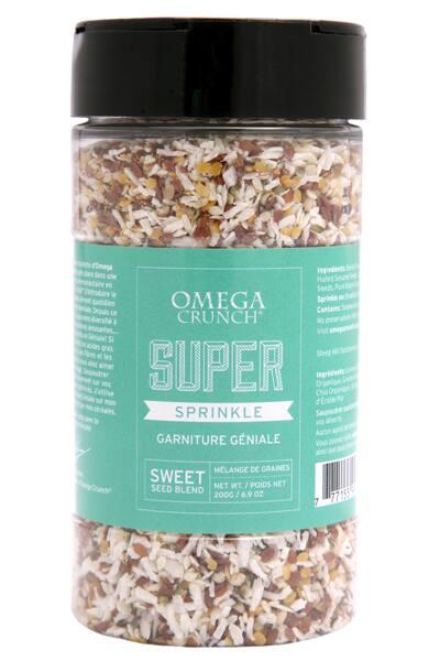 Omega Crunch Super Sprinkle