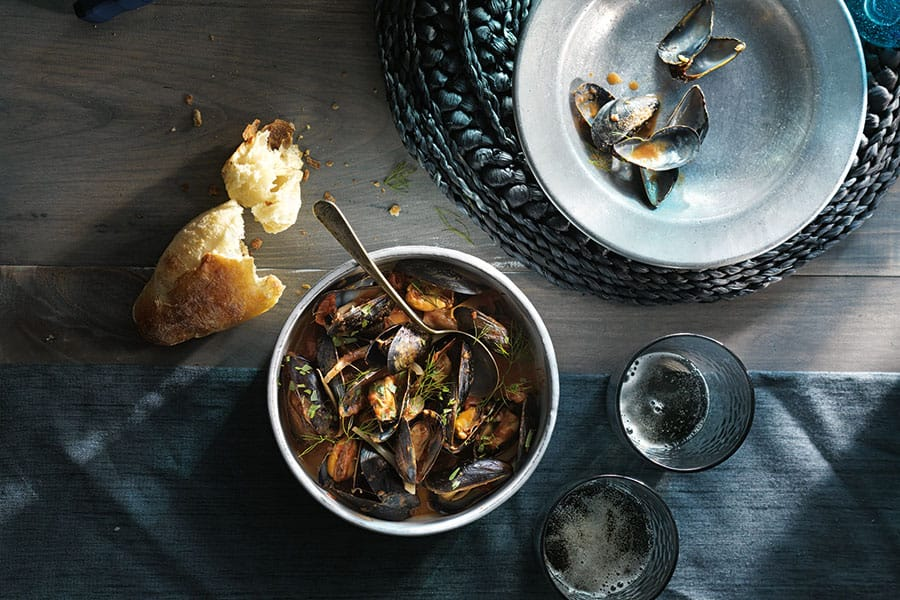 How to cook mussels: The most helpful tips to buy, store and prepare this delectable shellfish