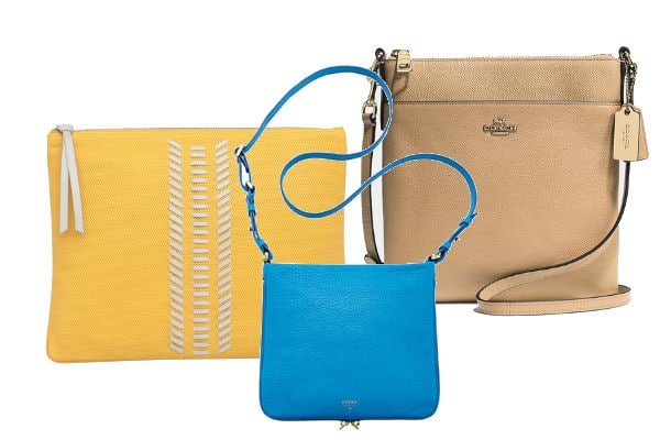 Rectangle handbags