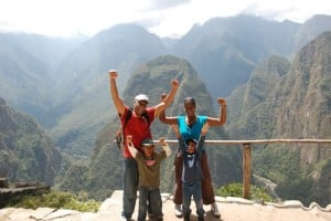 On top of the world (Courtesy: Heather Greenwood Davis)