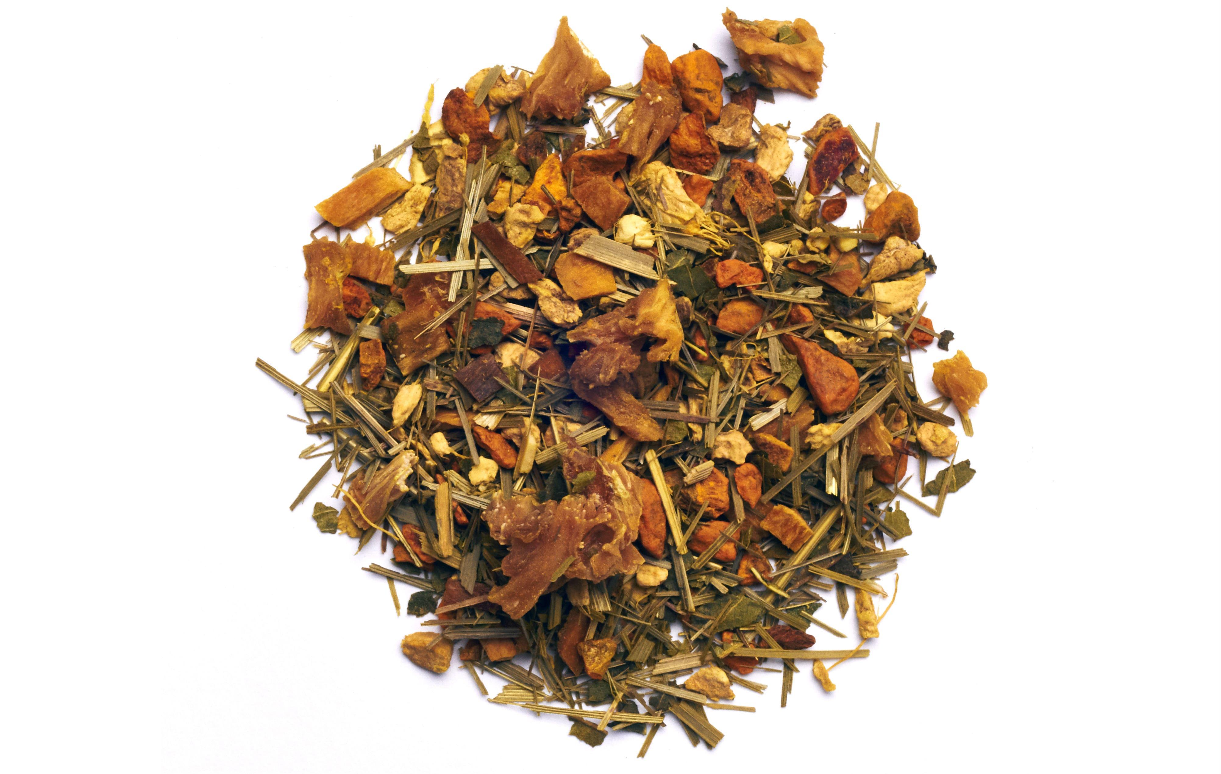 Mango Turmeric Tea