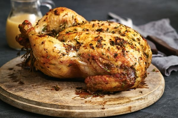 10 things to cook in March - roast chicken