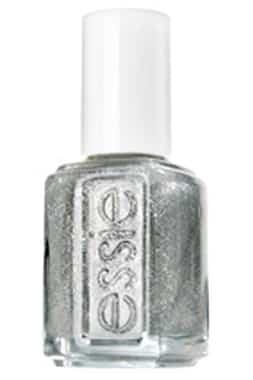 Essie Nail Polish in Silver Bullions, $10.