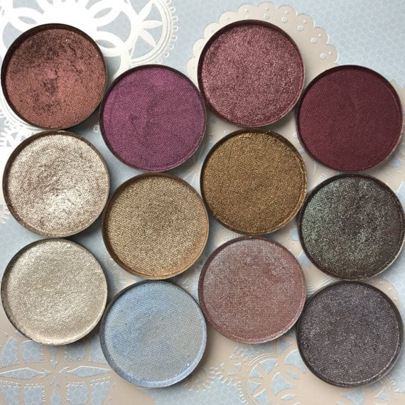 ​Emme Cosmetics winter palette, $65, etsy.com/ca/shop/emmecosmetics