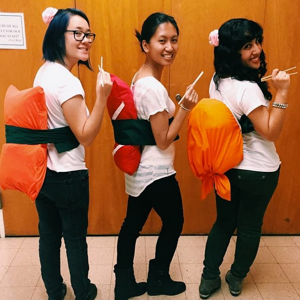 sushi halloween costume