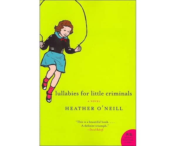 Lullabies for Little Criminals book cover