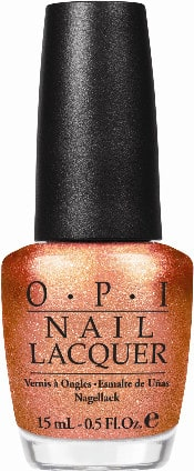 OPI nail lacque in Pros & Bronze