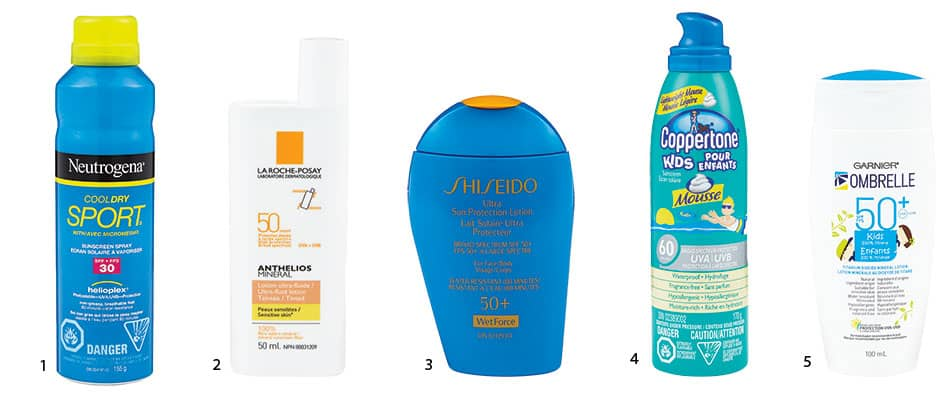 sunscreen protection