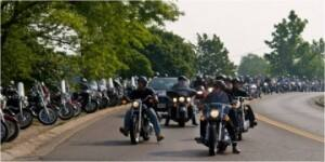 It's Friday the 13th in Port Dover, Ontario (Photo: courtesy Norfolk Tourism)