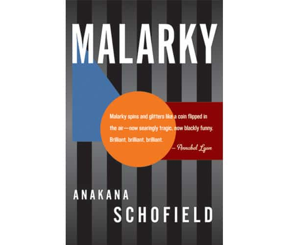 Malarky book cover