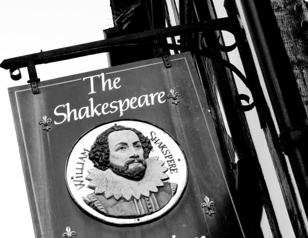 Shakespeare, Stratford-upon-Avon