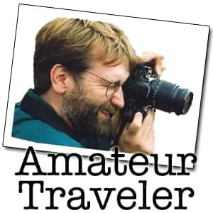 Chris Christensen, The Amateur Traveler