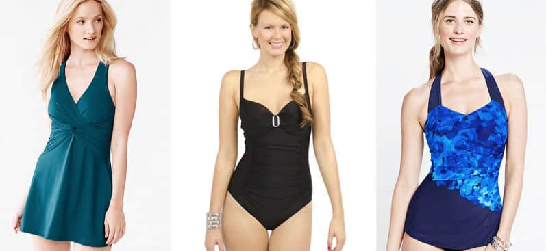 Swimsuits for women with large thighs