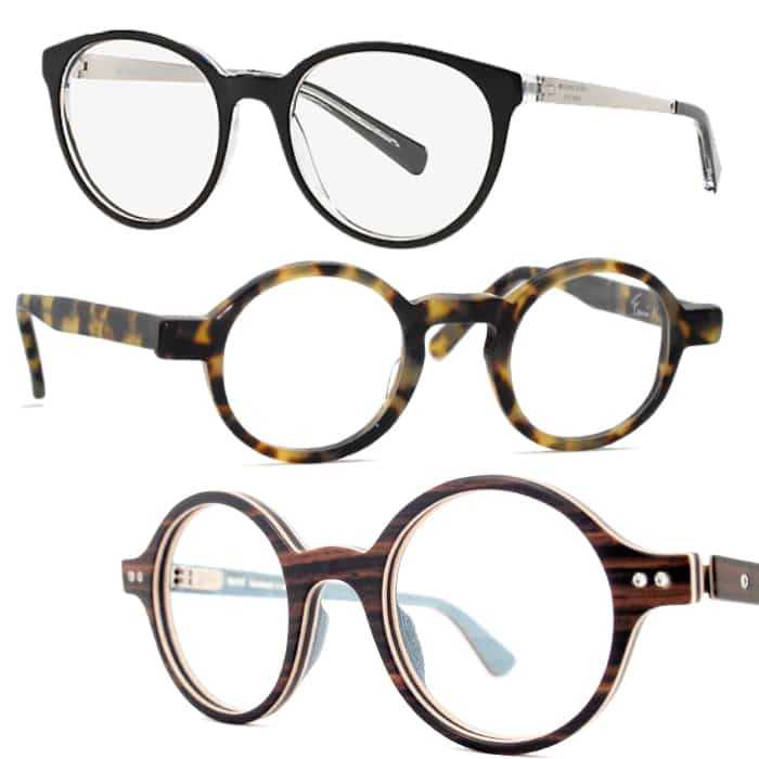 Eyeglasses for square faces