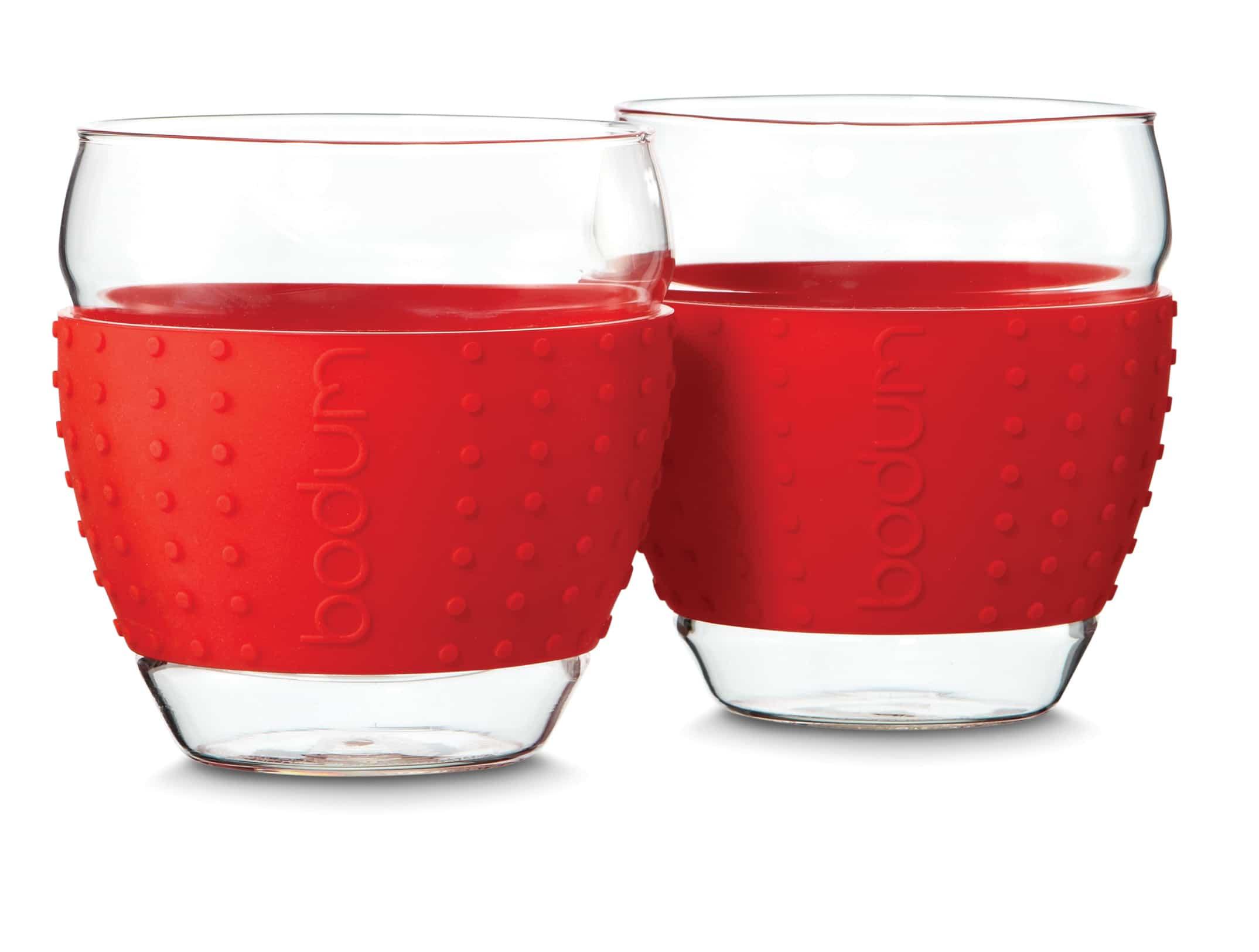 Bodum Pavina Glasses