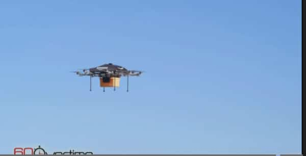 60 Minutes: Amazon Drone story