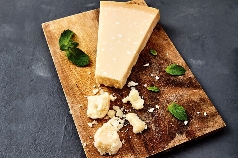 This is the best Italian cheese out there