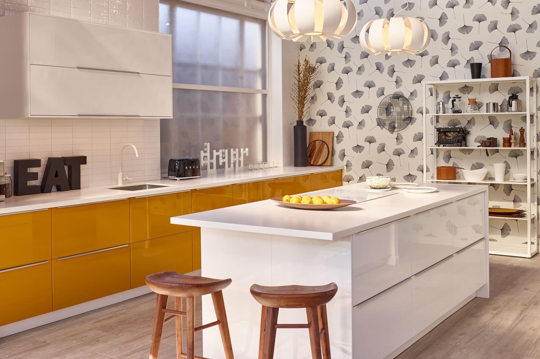 Jessi Cruickshank ikea kitchen