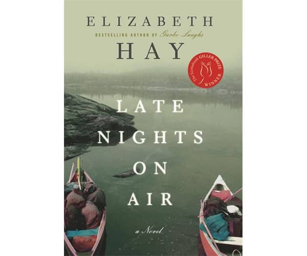Late Nights on Air book cover