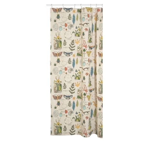 Danica shower curtain
