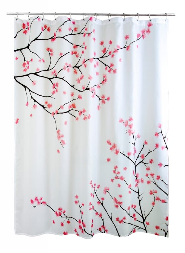 Shower Curtain - Update your Bathroom for under $500