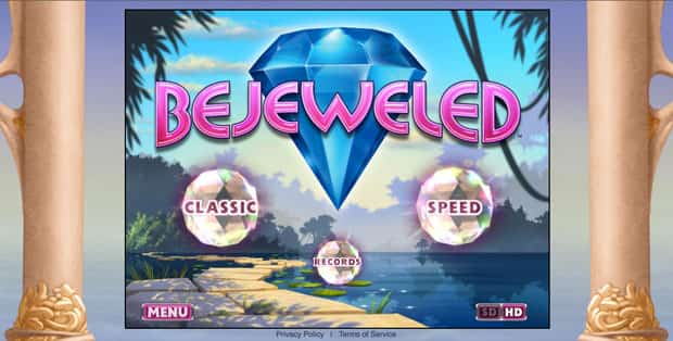 Parent video game addiction - Bejeweled