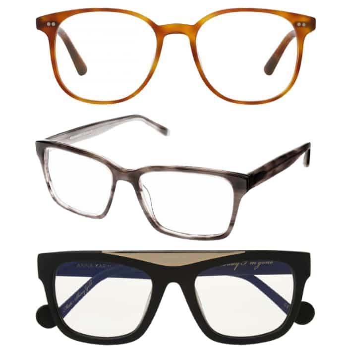 Glasses for long face shapes