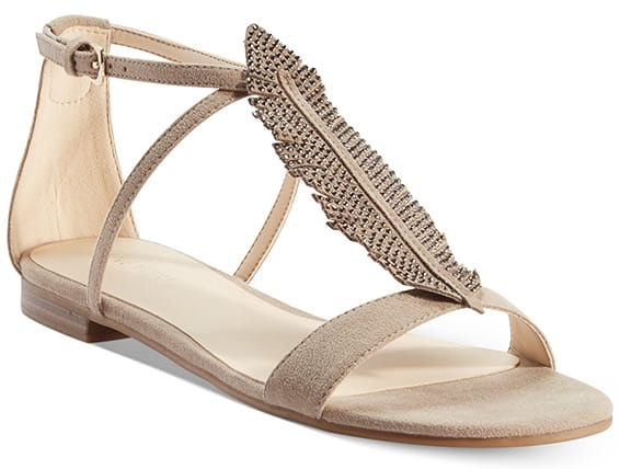 Feather Nine West sandals