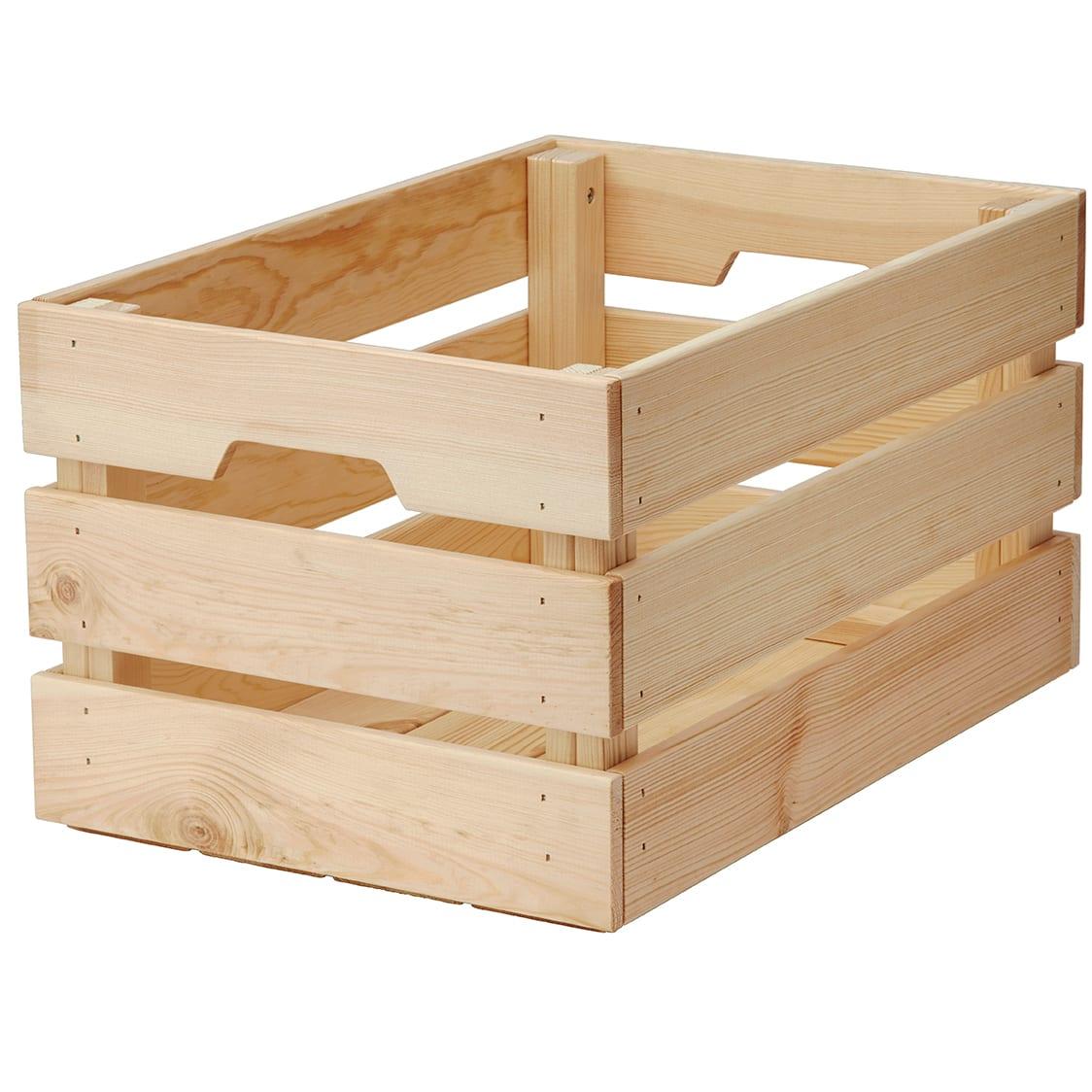 knagglig storage crate ikea