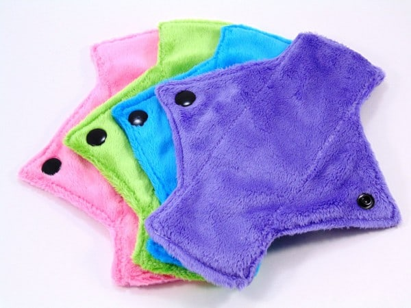 Treehugger Cloth Pads
