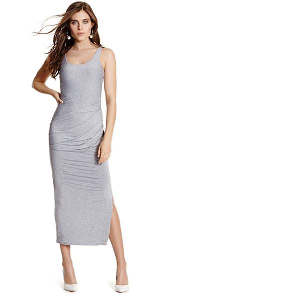 Grey Guess maxi dress