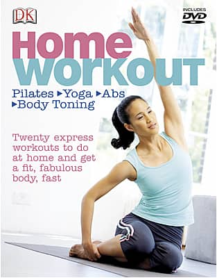 A great book to get you ready to work out while watching TV!!