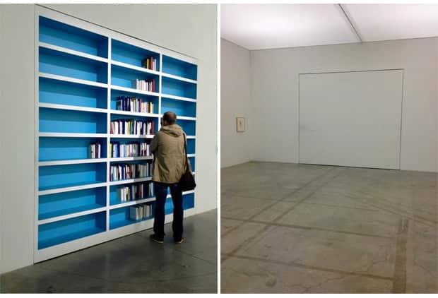 Philippe Parreno exhibit